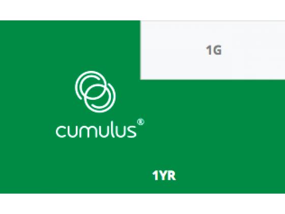 Cumulus Linux 1G 1 Year