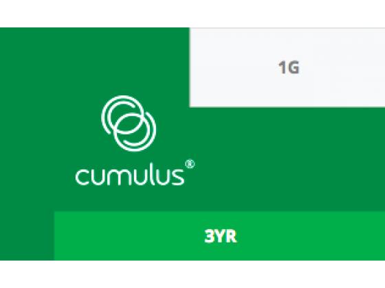 Cumulus Linux 1G 3 Year