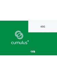 Cumulus Linux 40G 1 Year