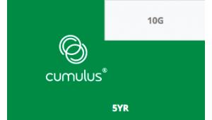 Cumulus Linux 10G 5 Year